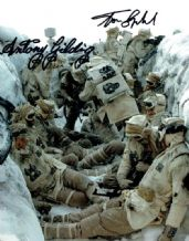 Hoth Troopers Signed Photo - The Empire Strikes Back